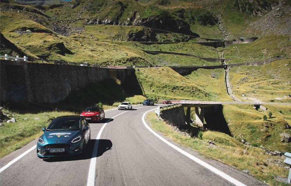#RomanianRoads by Michelin: Transfăgărășan, cea mai frumoasă șosea din lume și regina balului - Poza 45