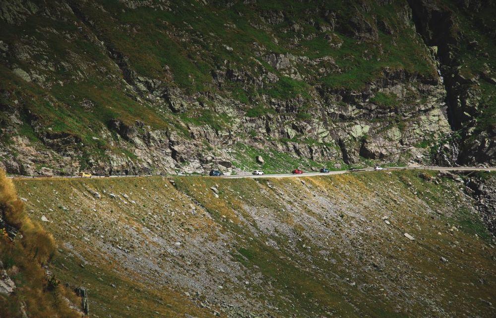 #RomanianRoads by Michelin: Transfăgărășan, cea mai frumoasă șosea din lume și regina balului - Poza 36