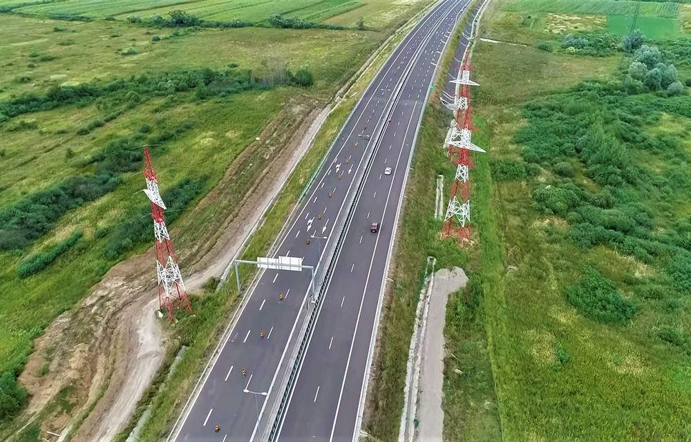 România are încă 22 de kilometri de autostradă: circulația rutieră pe lotul 4 din autostrada A1 Lugoj - Deva a fost inaugurată - Poza 1