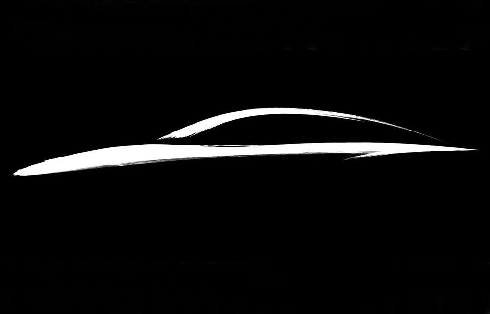 Prima imagine teaser cu viitorul Infiniti QX55: rivalul lui BMW X4 va ajunge pe piață în prima parte a anului viitor - Poza 1