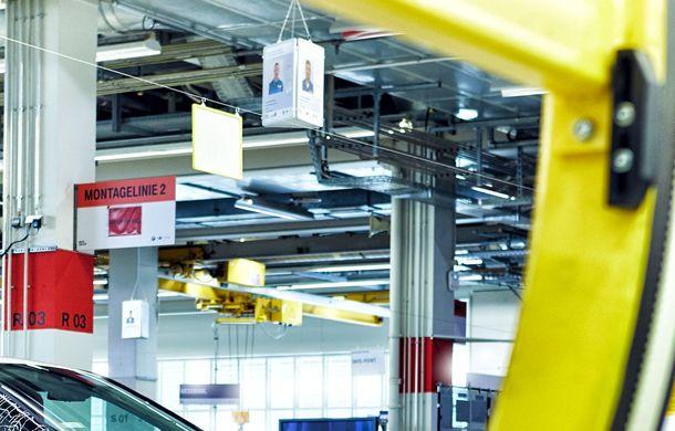 Noi imagini sub camuflaj cu BMW iNext: producția SUV-ului 100% electric va începe în 2021 - Poza 5