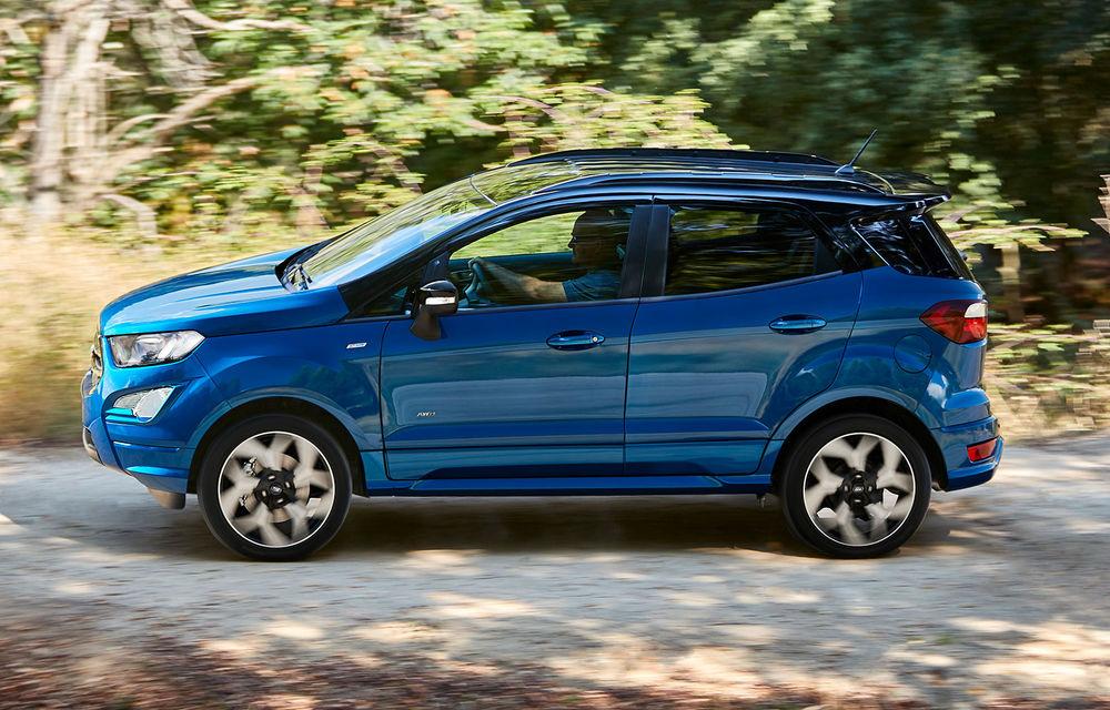 Producția Ford la uzina de la Craiova a rămas constantă: aproape 84.000 de unități Ecosport produse în primele 7 luni ale anului - Poza 1