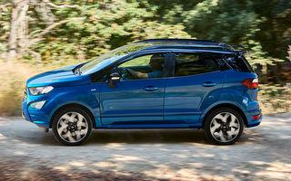 Producția Ford la uzina de la Craiova a rămas constantă: aproape 84.000 de unități Ecosport produse în primele 7 luni ale anului