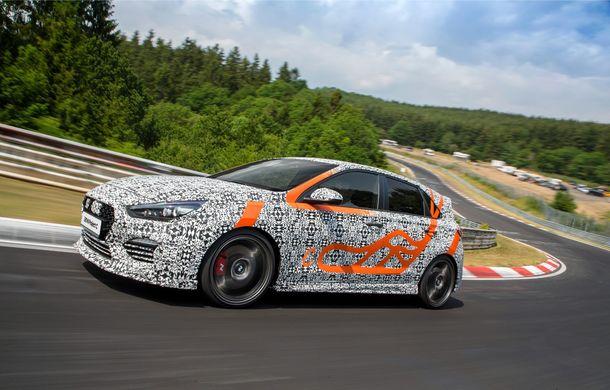 Hyundai anunță ediția limitată i30 N Project C: 600 de exemplare doar pentru clienții din Europa - Poza 4