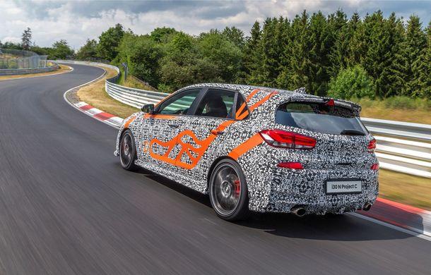 Hyundai anunță ediția limitată i30 N Project C: 600 de exemplare doar pentru clienții din Europa - Poza 7