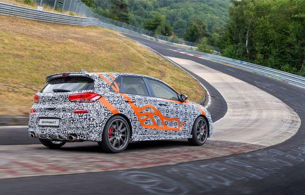 Hyundai anunță ediția limitată i30 N Project C: 600 de exemplare doar pentru clienții din Europa - Poza 6
