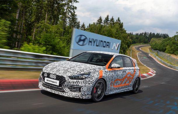 Hyundai anunță ediția limitată i30 N Project C: 600 de exemplare doar pentru clienții din Europa - Poza 5