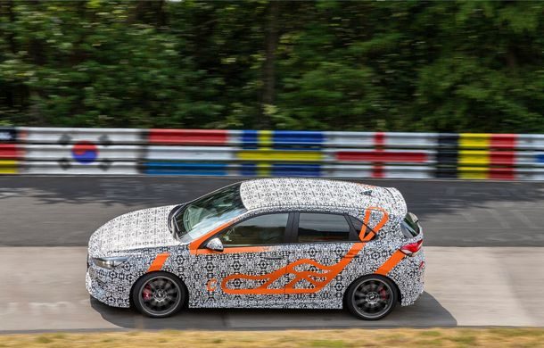 Hyundai anunță ediția limitată i30 N Project C: 600 de exemplare doar pentru clienții din Europa - Poza 8