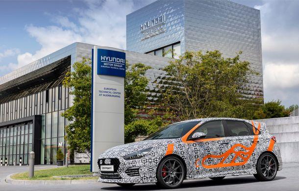 Hyundai anunță ediția limitată i30 N Project C: 600 de exemplare doar pentru clienții din Europa - Poza 9