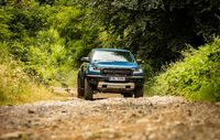 Test drive Ford Ranger