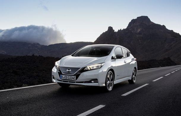 Nissan Leaf rămâne cea mai vândută mașină electrică în România după primele 7 luni ale anului: 218 clienți au ales modelul nipon - Poza 1