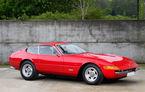 Un exemplar Ferrari Daytona din 1972 va fi scos la licitație în septembrie: prețul, estimat la 500.000 de euro
