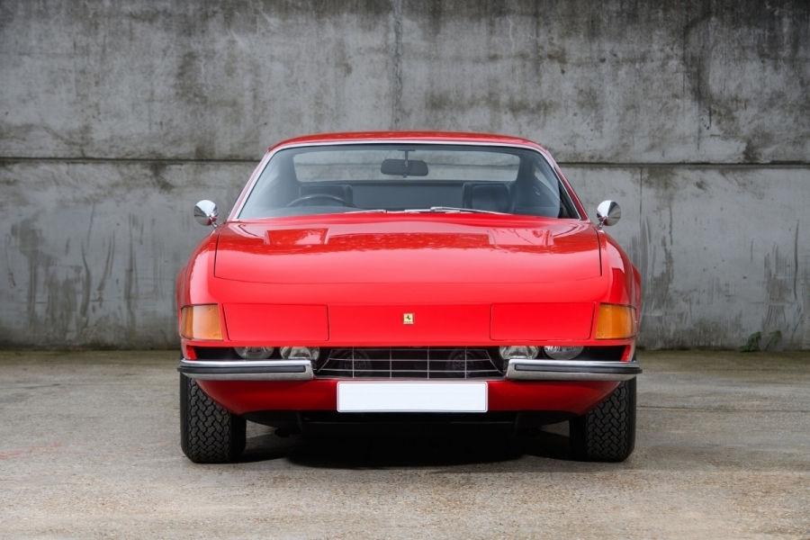 Un exemplar Ferrari Daytona din 1972 va fi scos la licitație în septembrie: prețul, estimat la 500.000 de euro - Poza 3