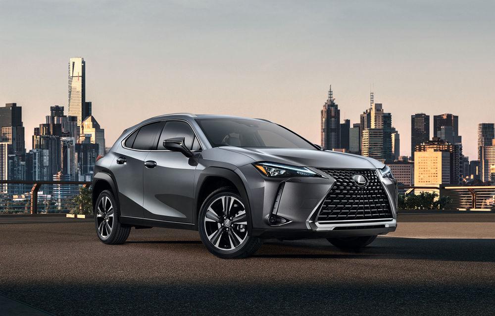Lexus pregătește primul său model electric: conceptul va fi dezvăluit în luna octombrie - Poza 1