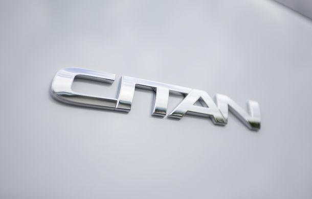 Mercedes-Benz pregătește noutăți pentru Citan: utilitara de persoane va primi o nouă identitate și o versiune electrică - Poza 1