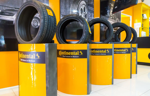 """Continental analizează închiderea unor fabrici: """"Toate diviziile vor fi revizuite"""" - Poza 1"""