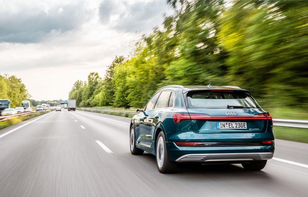 Tur de forță cu Audi e-tron: peste 1.600 de kilometri în 24 de ore - Poza 27