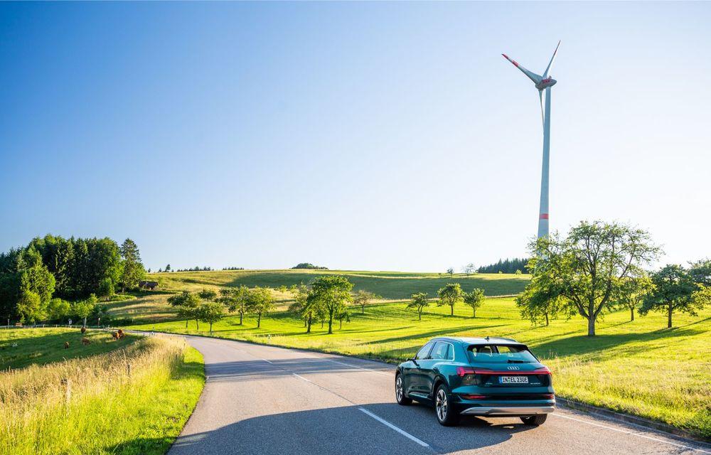 Tur de forță cu Audi e-tron: peste 1.600 de kilometri în 24 de ore - Poza 22