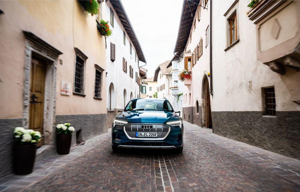 Tur de forță cu Audi e-tron: peste 1.600 de kilometri în 24 de ore - Poza 6