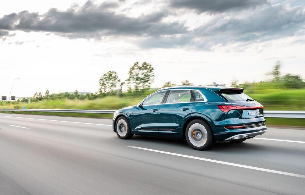 Tur de forță cu Audi e-tron: peste 1.600 de kilometri în 24 de ore - Poza 26