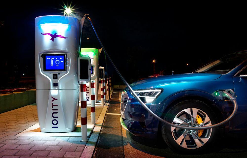 Tur de forță cu Audi e-tron: peste 1.600 de kilometri în 24 de ore - Poza 30