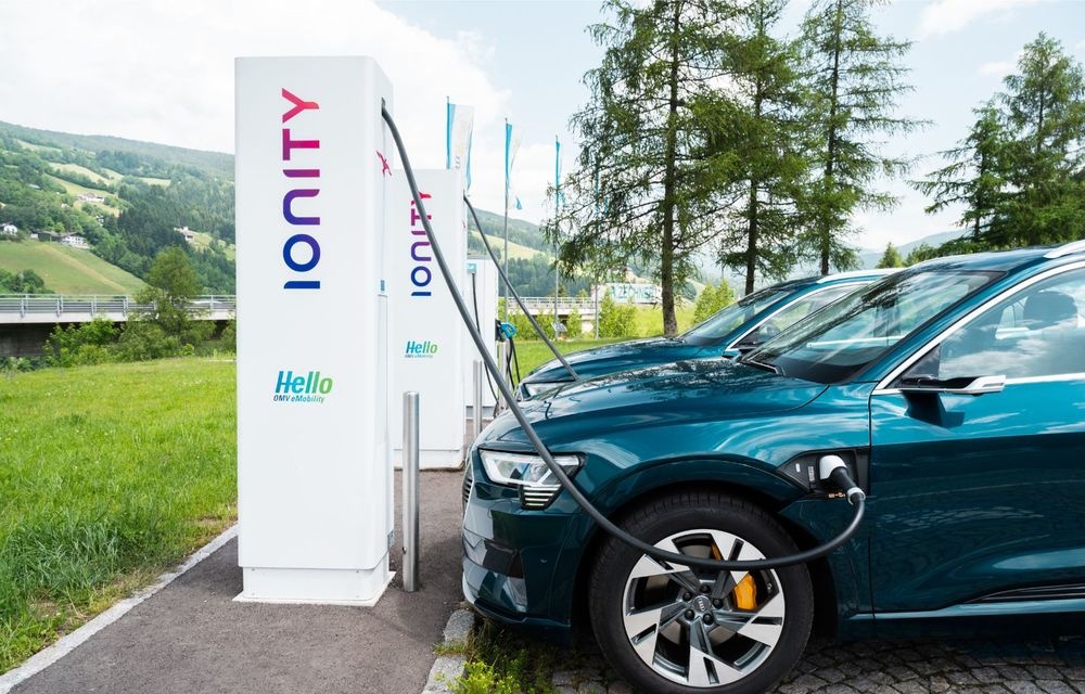 Tur de forță cu Audi e-tron: peste 1.600 de kilometri în 24 de ore - Poza 31