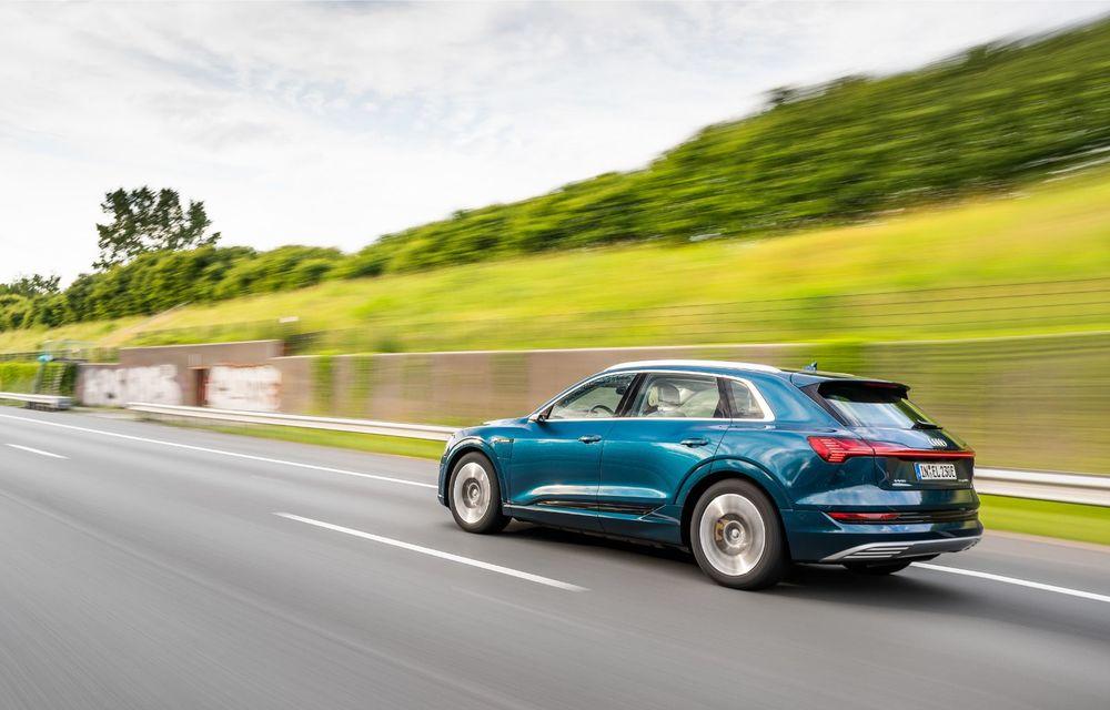 Tur de forță cu Audi e-tron: peste 1.600 de kilometri în 24 de ore - Poza 25