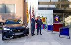 Cupra devine noul partener al clubului de fotbal FC Barcelona: spaniolii vor dezvolta servicii de mobilitate pe care le vor testa la stadionul Camp Nou