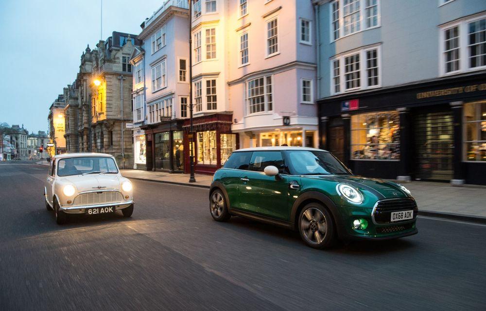 Mini împlinește 60 de ani: de la legendarele Morris Mini-Minor şi Austin Seven până la noul model electric Cooper SE - Poza 13