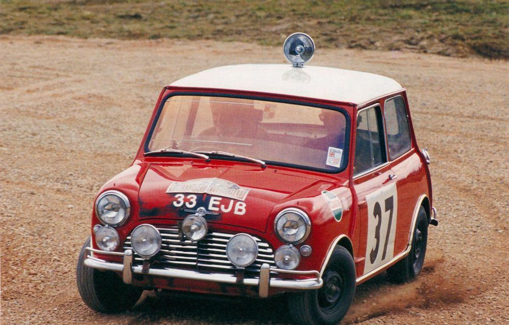 Mini împlinește 60 de ani: de la legendarele Morris Mini-Minor şi Austin Seven până la noul model electric Cooper SE - Poza 9