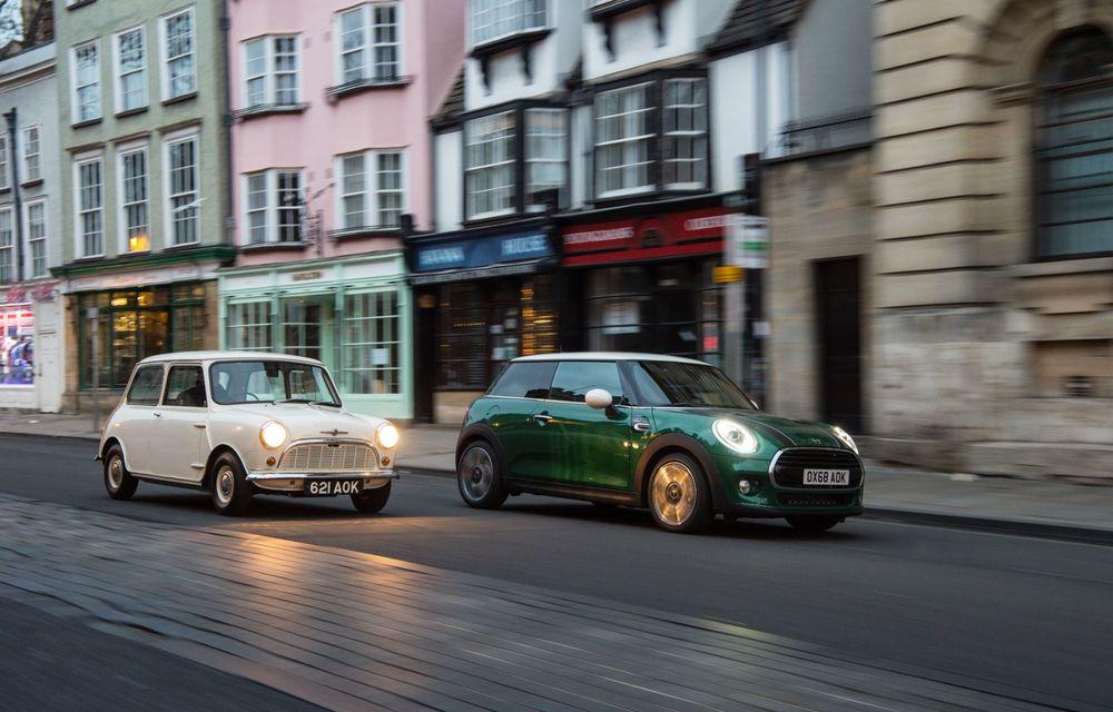 Mini împlinește 60 de ani: de la legendarele Morris Mini-Minor şi Austin Seven până la noul model electric Cooper SE - Poza 15