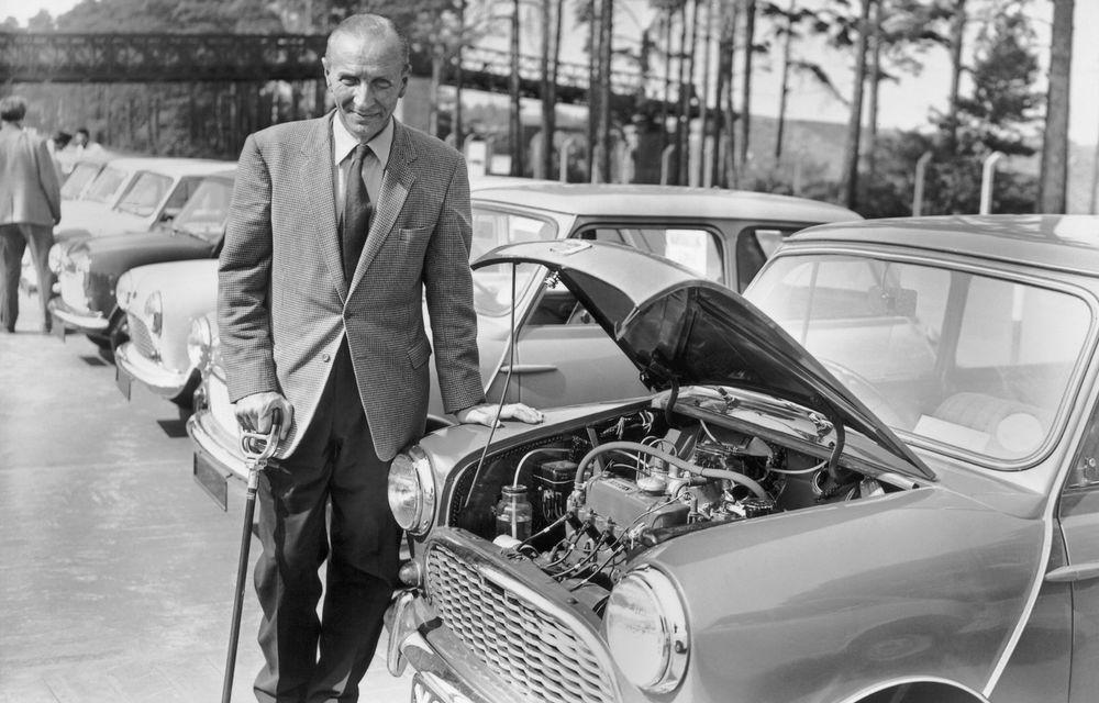 Mini împlinește 60 de ani: de la legendarele Morris Mini-Minor şi Austin Seven până la noul model electric Cooper SE - Poza 4