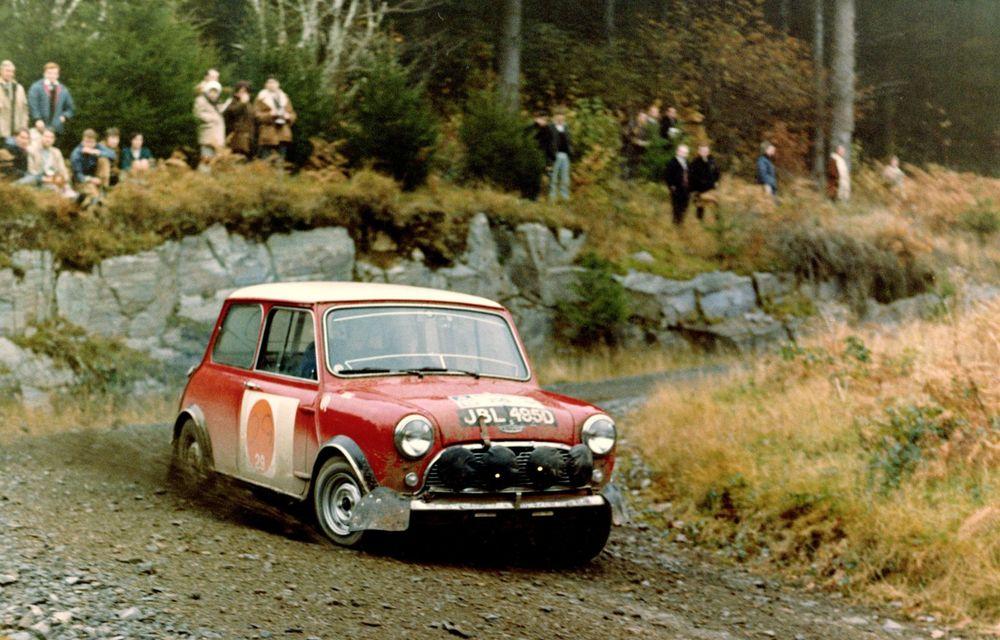Mini împlinește 60 de ani: de la legendarele Morris Mini-Minor şi Austin Seven până la noul model electric Cooper SE - Poza 11
