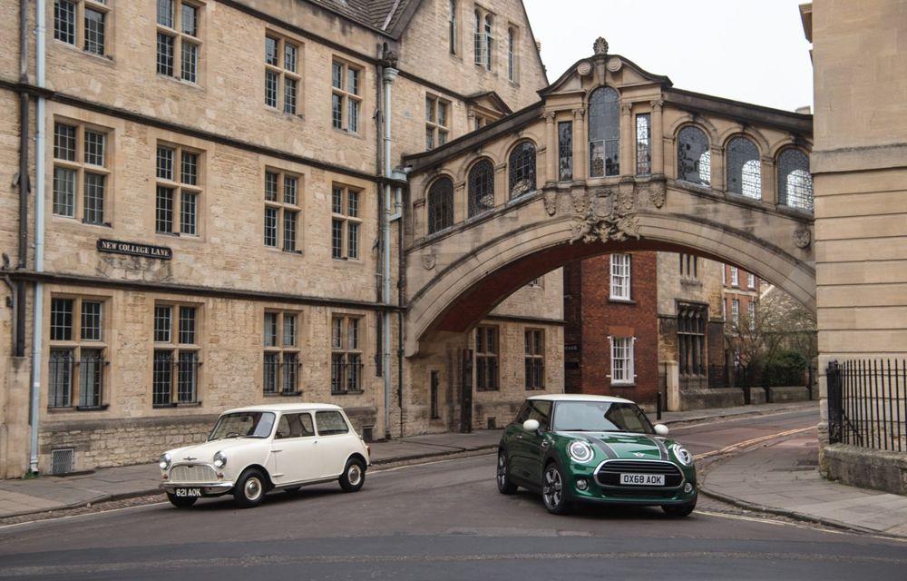 Mini împlinește 60 de ani: de la legendarele Morris Mini-Minor şi Austin Seven până la noul model electric Cooper SE - Poza 16