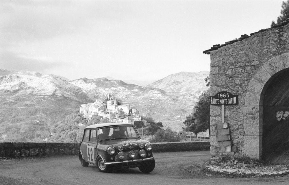 Mini împlinește 60 de ani: de la legendarele Morris Mini-Minor şi Austin Seven până la noul model electric Cooper SE - Poza 5