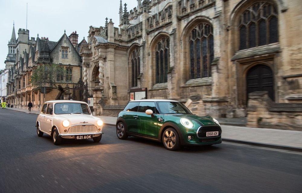 Mini împlinește 60 de ani: de la legendarele Morris Mini-Minor şi Austin Seven până la noul model electric Cooper SE - Poza 14
