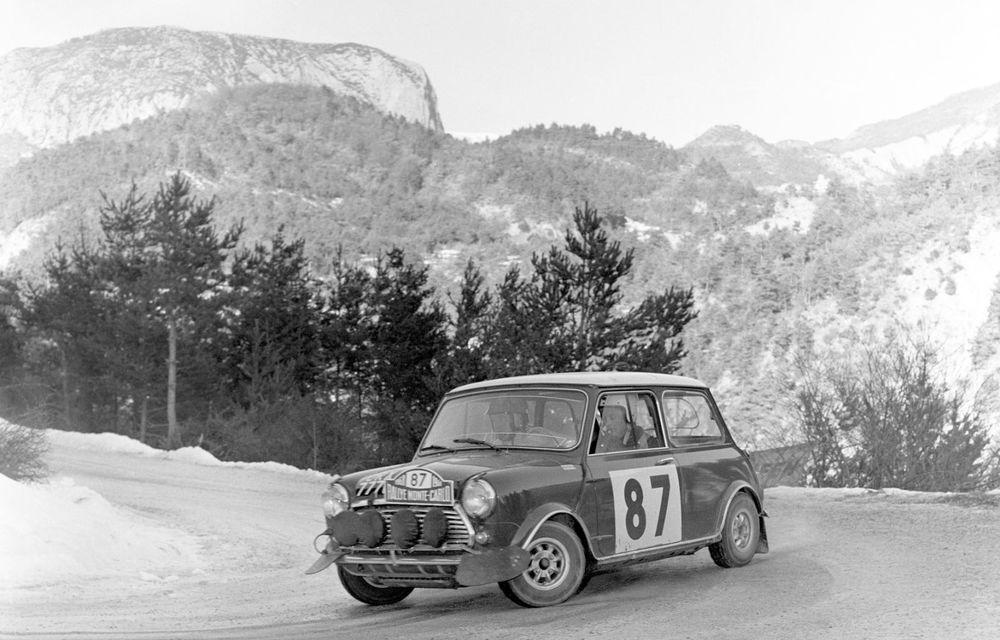 Mini împlinește 60 de ani: de la legendarele Morris Mini-Minor şi Austin Seven până la noul model electric Cooper SE - Poza 8