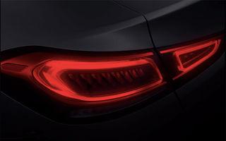 Primul teaser cu viitorul Mercedes-Benz GLE Coupe: SUV-ul constructorului german va fi prezentat în 28 august
