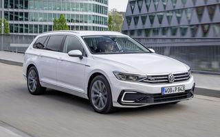 Volkswagen deschide pre-comenzile pentru versiunea plug-in hybrid a lui Passat: autonomia electrică a crescut la 56 de kilometri