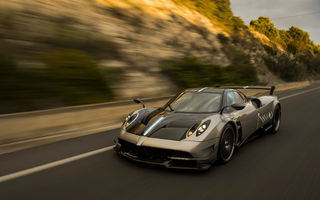"""Pagani: """"Vom lansa modele cu motoare V12 până în 2026"""""""