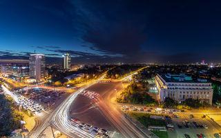 Proiect: 22 septembrie ar putea deveni ziua fără autoturisme: traficul auto în centrul Capitalei va fi interzis