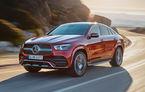 Mercedes-Benz a prezentat noul GLE Coupe: design îmbunătățit, un interior modern și versiune AMG cu 435 CP