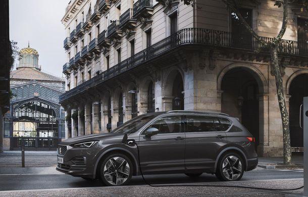 Seat Tarraco primește versiune plug-in hybrid: autonomie de 50 de kilometri, producția începe în 2020 - Poza 2