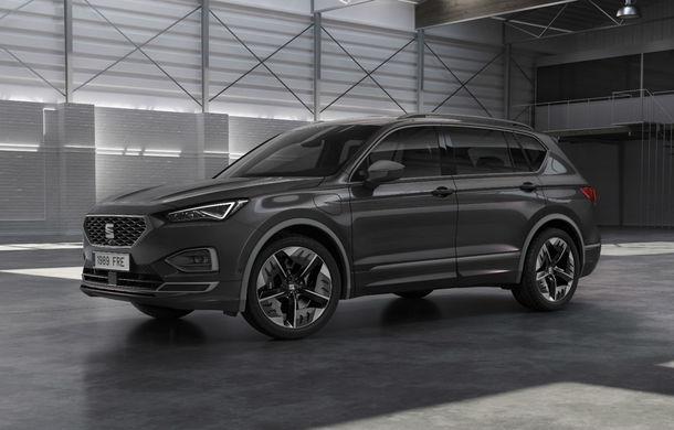 Seat Tarraco primește versiune plug-in hybrid: autonomie de 50 de kilometri, producția începe în 2020 - Poza 1