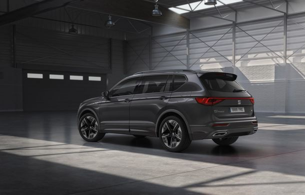 Seat Tarraco primește versiune plug-in hybrid: autonomie de 50 de kilometri, producția începe în 2020 - Poza 3
