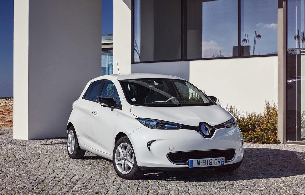 Renault Zoe, cea mai înmatriculată mașină electrică în Europa în luna iulie: Tesla Model 3 și Nissan Leaf completează podiumul - Poza 1