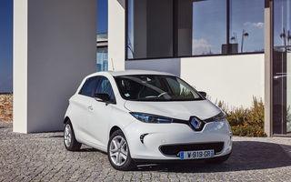 Renault Zoe, cea mai înmatriculată mașină electrică în Europa în luna iulie: Tesla Model 3 și Nissan Leaf completează podiumul