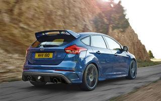 Informații despre viitoarea generație Ford Focus RS: Hot Hatch-ul compact ar putea primi un sistem electrificat de propulsie