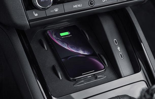 Skoda introduce conexiuni Apple CarPlay și Android Auto fără fir: Scala și Kamiq, primele modele care vor beneficia de noul sistem - Poza 2