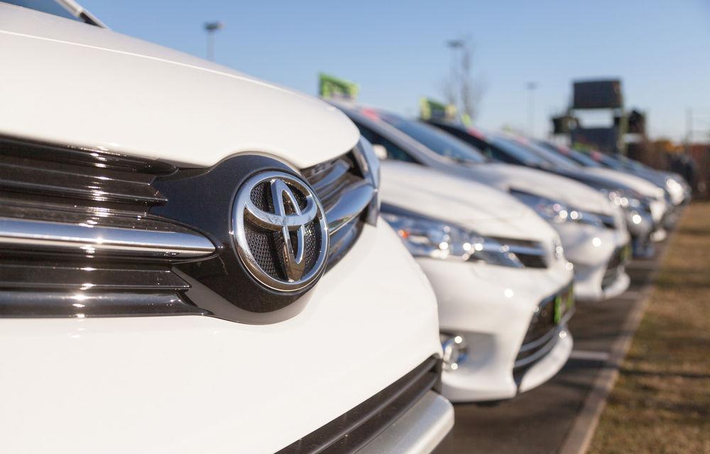 Toyota va cumpăra 5% dintre acțiunile Suzuki: constructorii vor continua dezvoltarea în comun a modelelor electrice - Poza 1